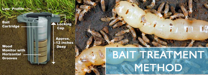 Termites Bait Treatment Method Sydney